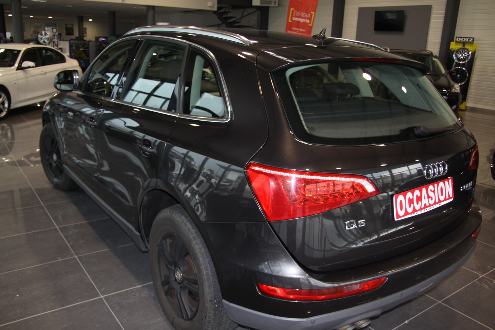audi q5 quattro 2 0 tdi 170 kab auto centre auto de borly 74 cranves sales annemasse. Black Bedroom Furniture Sets. Home Design Ideas